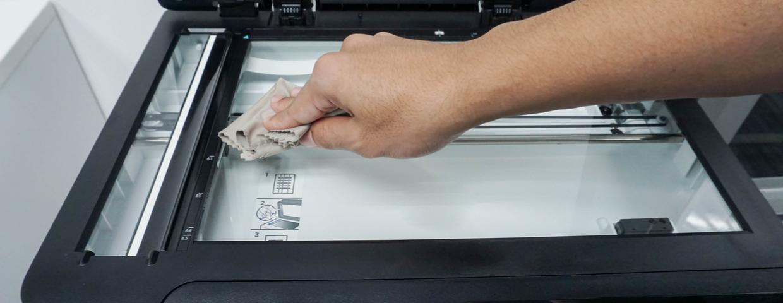 clean copier