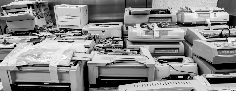 recycling printer