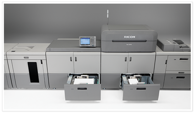 RICOH Pro C9100 / C9110 | Peter Paul Office Equipment